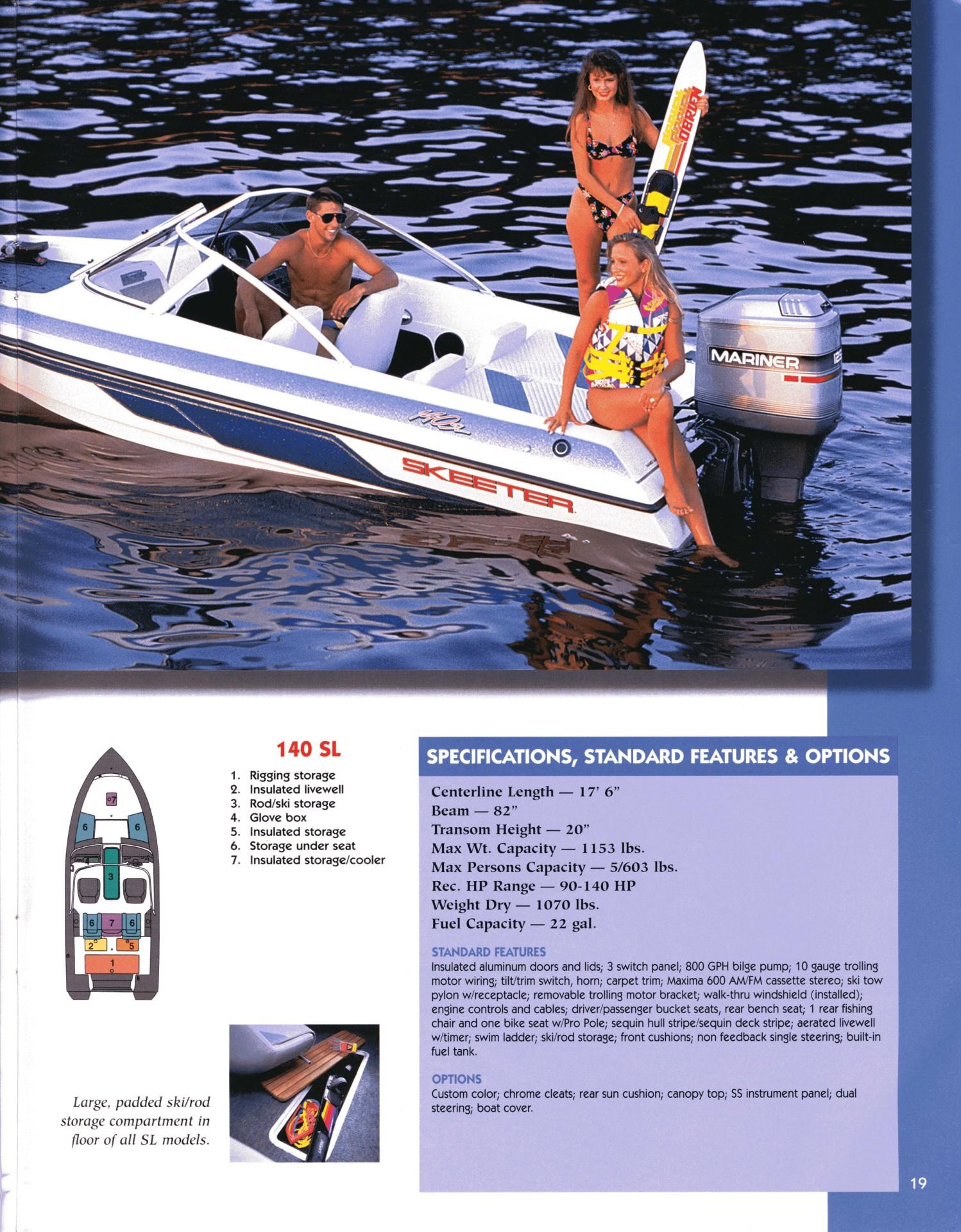 1995 Skeeter Fishing Boats Switch Panel Wiring Diagram Skeeters