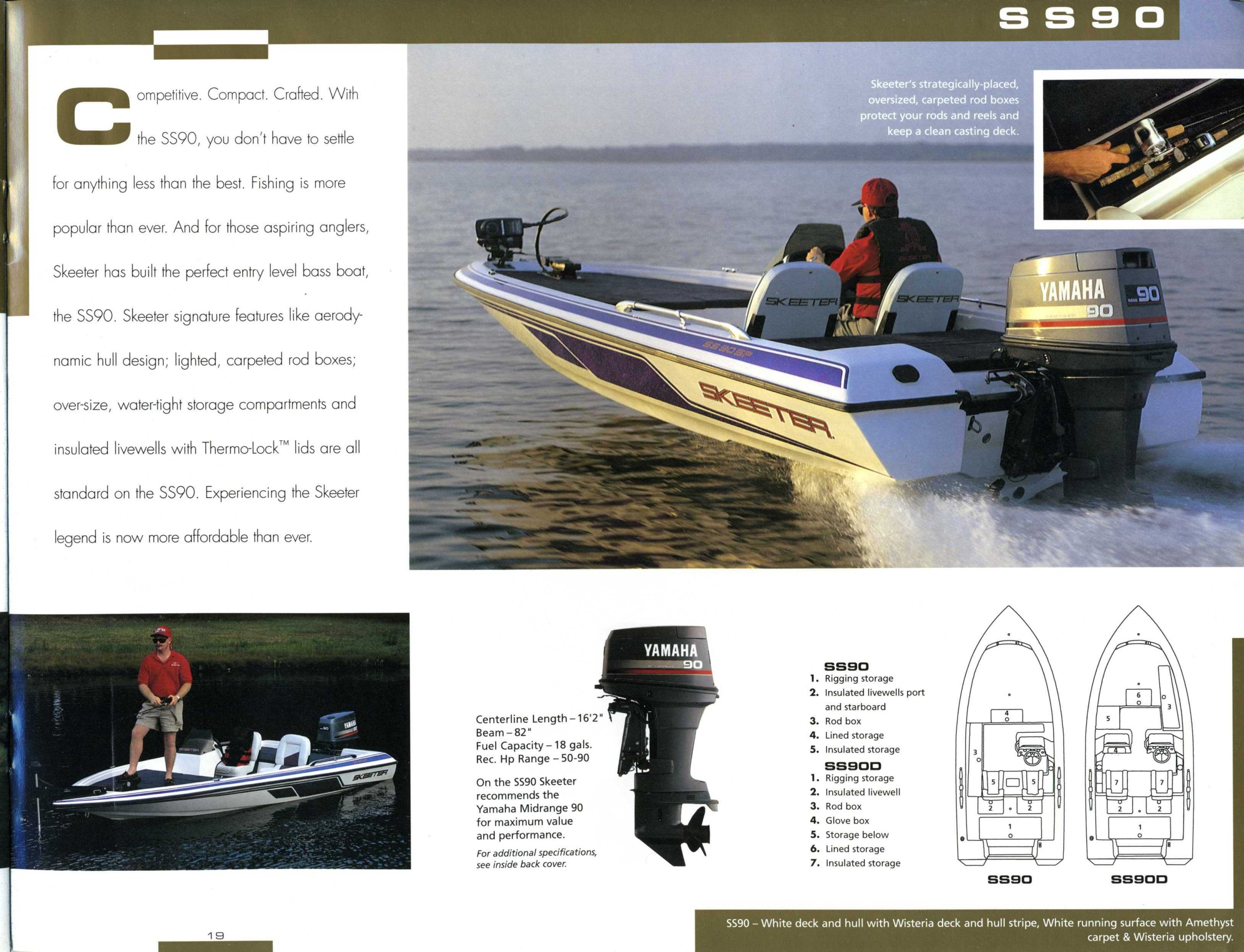 Skeeter Ss90 Wiring Diagram Library 1997 Boats Brochure Click To Return Sea Chaser